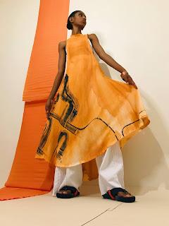 Designer de moda cria coleção inspirada no bairro de Campo de Grande, no Rio de Janeiro