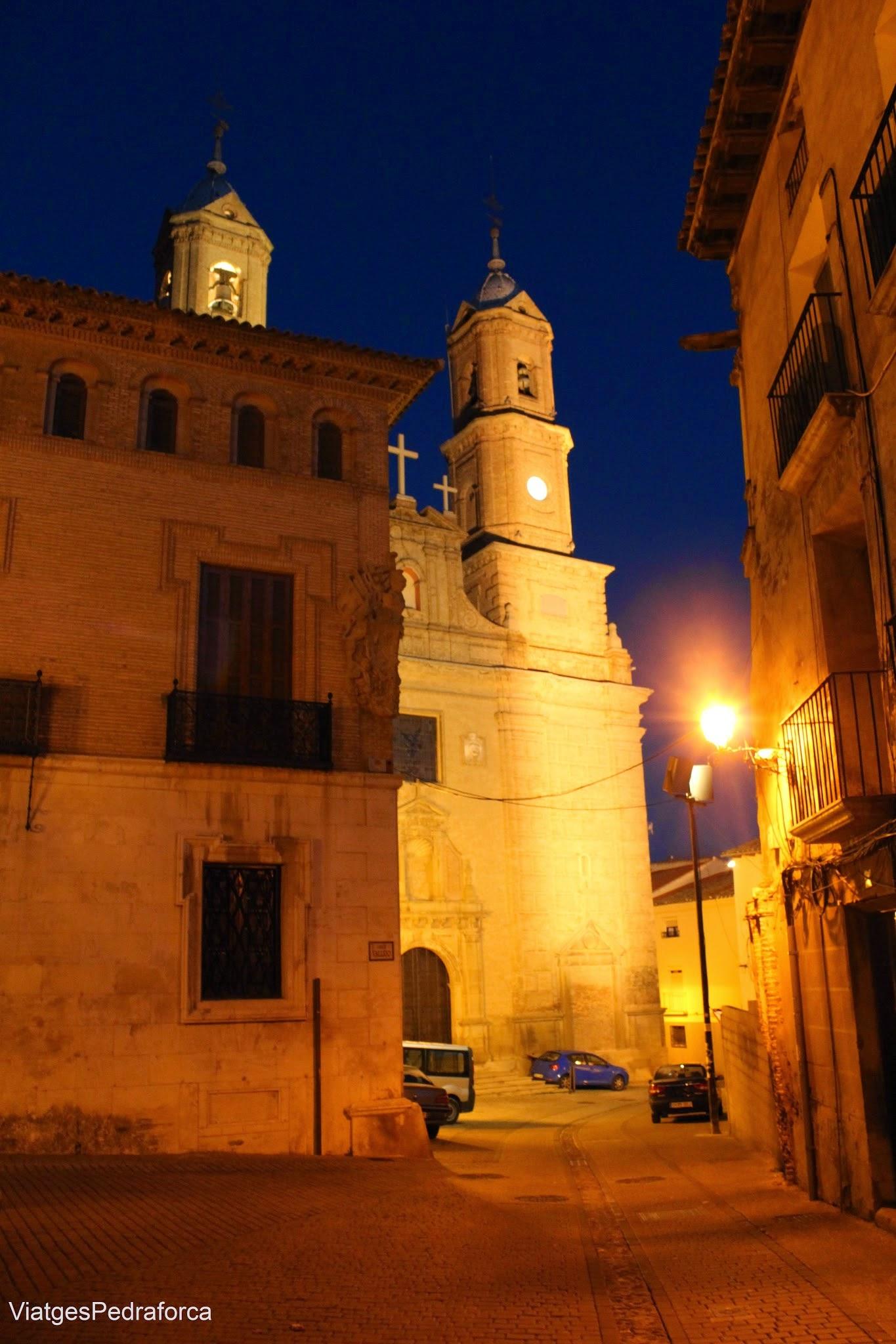 nucleo antiguo de Corella Navarra