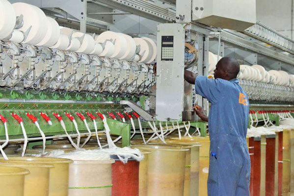 Textile Industry of Uganda- An Overview - Textile Course