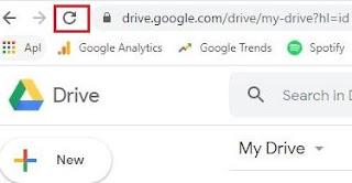 cara menggunakan google drive bagi pemula