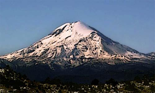 Leyenda del Pico de Orizaba