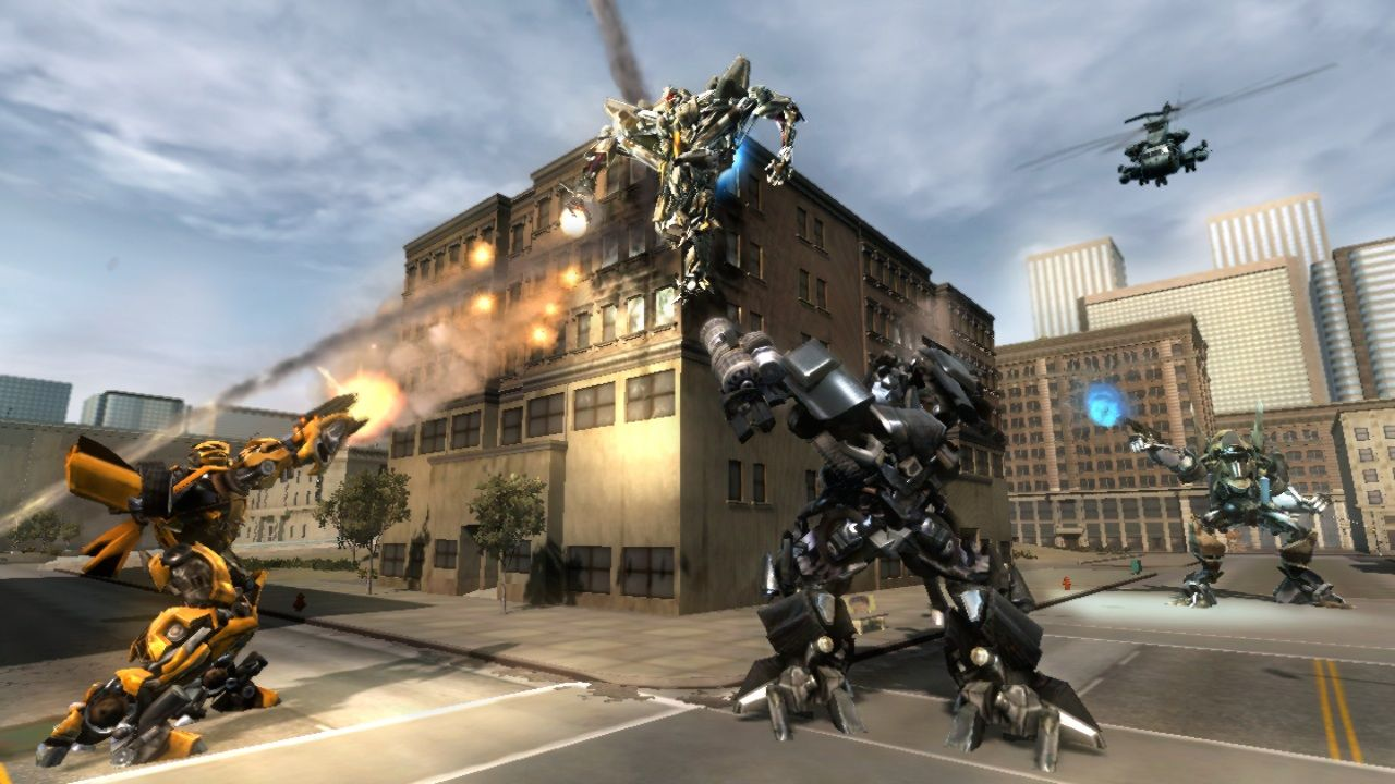 Ps2 transformer The game Iso