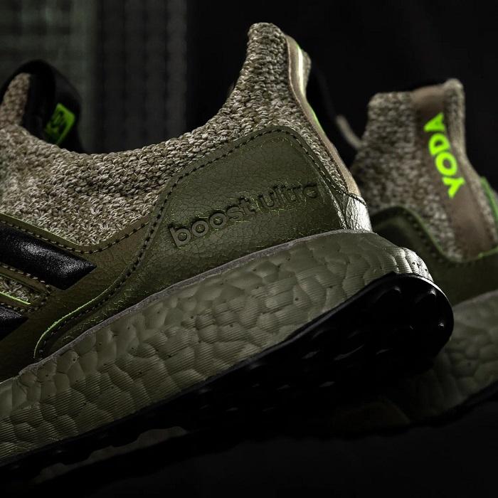Yoda Adidas Ultraboost Star Wars Sneakers