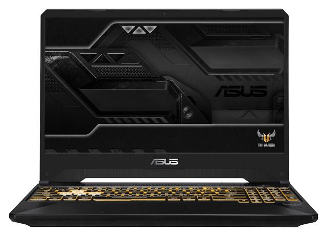 ASUS Anuncia TUF Gaming FX505 e FX705