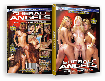 DVD Shemale Angels xxx - ISO