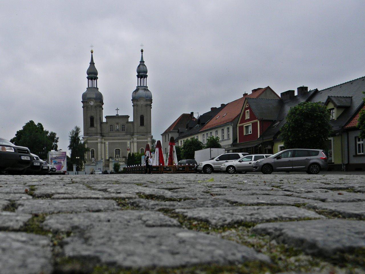 kościół w Zbąszyniu