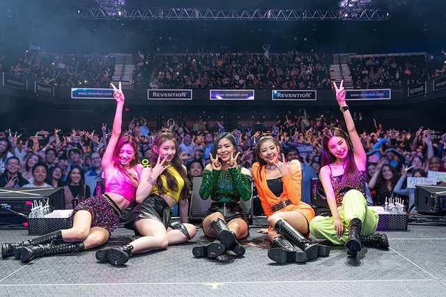 ITZY will appear in Good Day New York of Fox 5 Channel