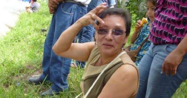 Lesbia Yaneth Urquía