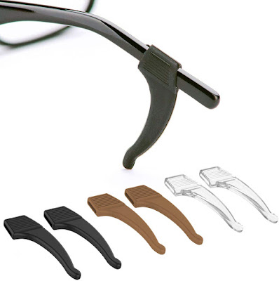 Traditional ear hooks for glasses