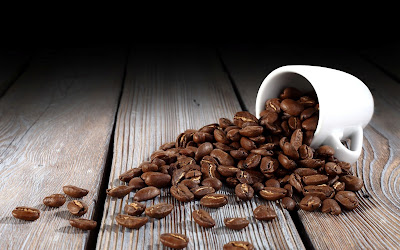 benifits from coffee beans