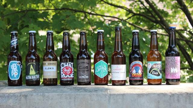 10 cervejarias de Les Halles em Paris