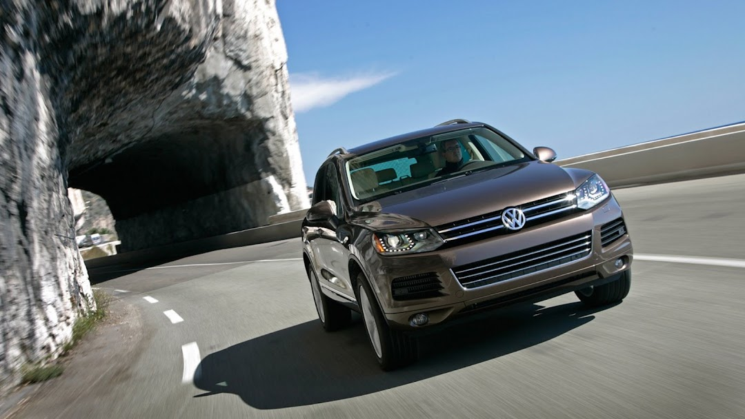 Volkswagen Touareg HD Wallpapers 3