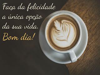 Mensagem de Bom dia o Caminho para Felicidade é Simples Procure Fazer o Bem, Regue o Amor e a Felicidade, Bom Dia.
