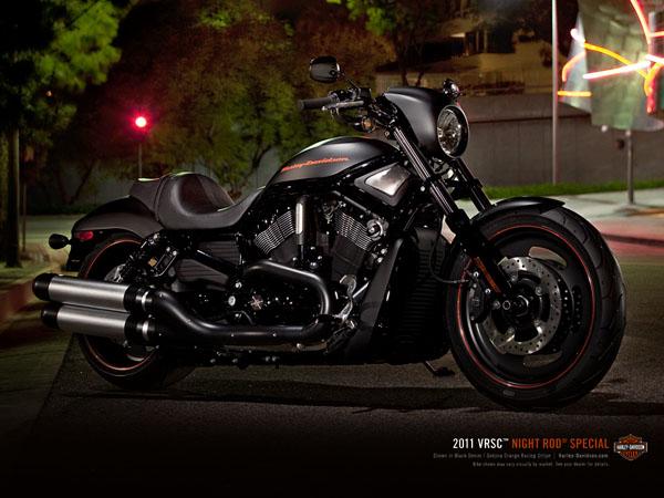 2012 Harley Davidson Vrscdx Night Rod Special: Harley-Davidson Night Rod