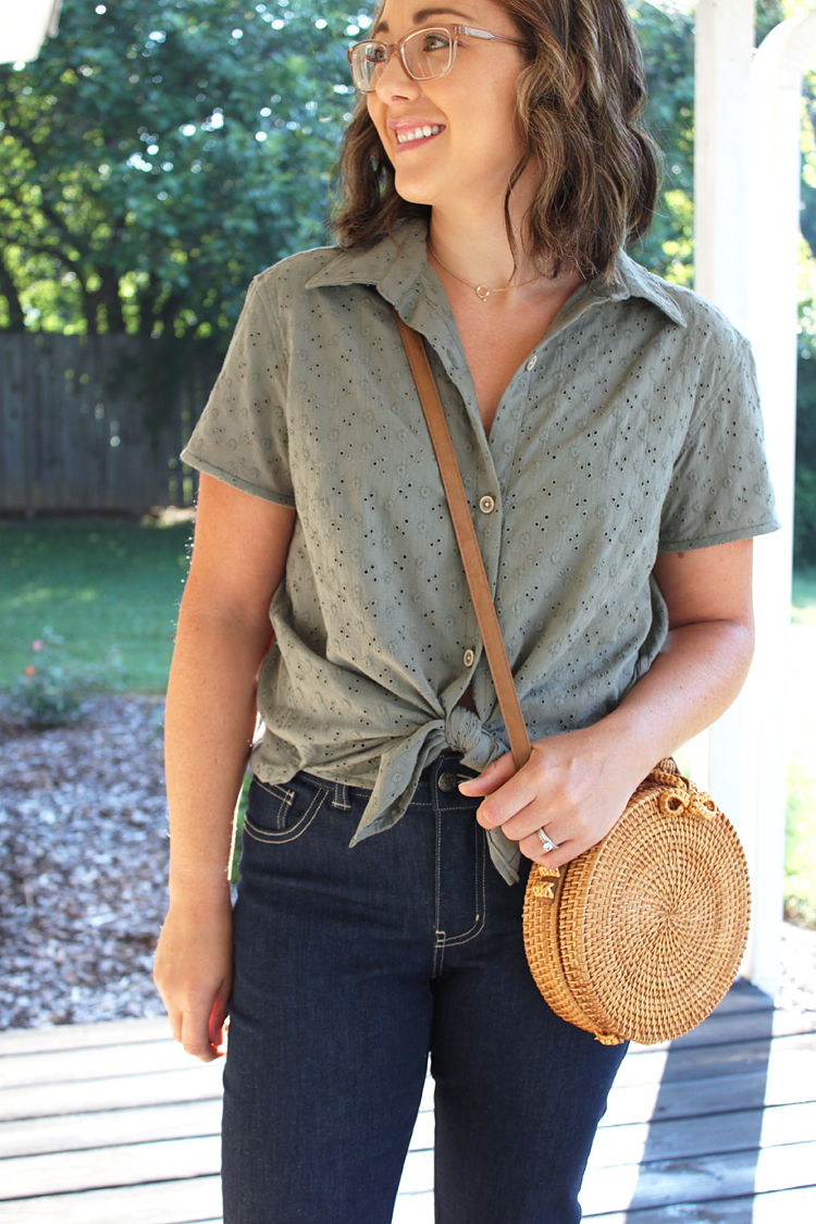 Liana Jeans & Montana Shirt // Sewing For Women
