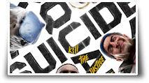 L'artwork officiel de Suicide Squad Kill the justice league le jeu vidéo Warner Bros Games