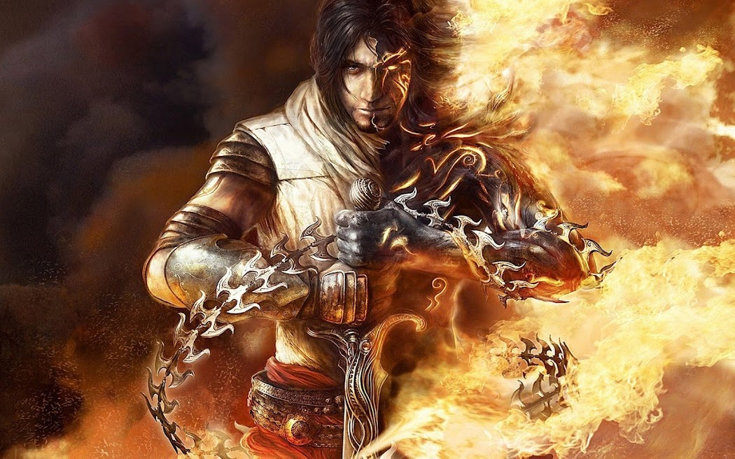Prince of Persia Game Widescreen HD Wallpaper 9