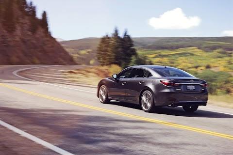 First Drive: Mazda6 Signature
