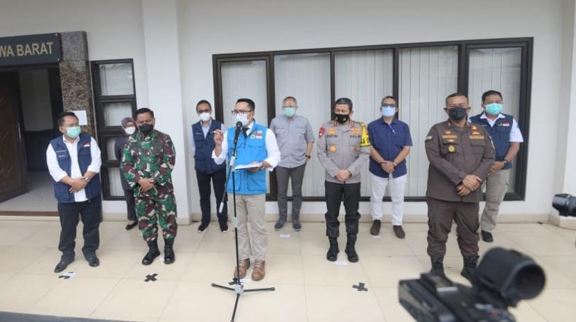 Kang Emil: Selama PPKM Kedisiplinan Warga Jabar Menggunakan Masker Meningkat