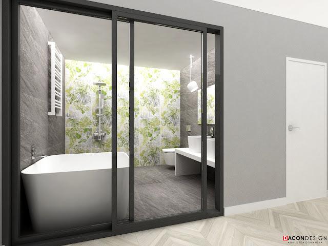 dacon-design-architekt-Wrocław-greenery-aranżacja-wnętrza-motyw-roślinny