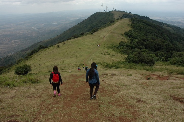 Five life lessons through climbing Ngong Hills