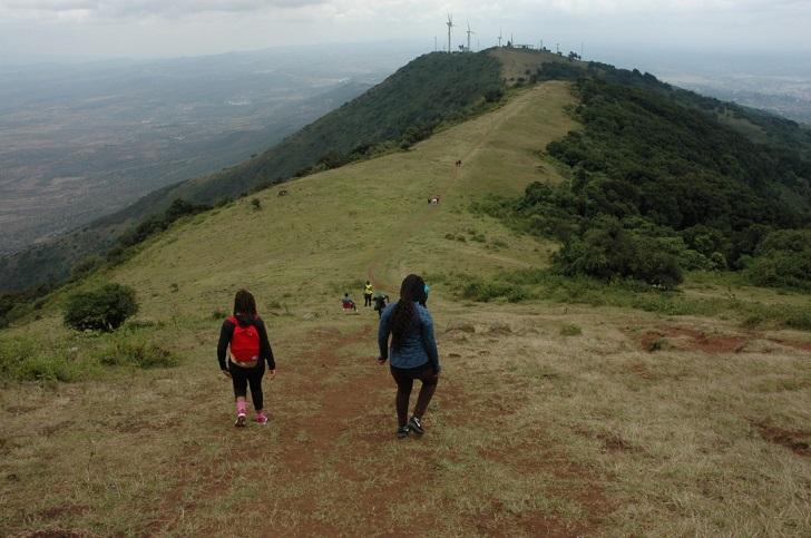 Five life lessons through climbing Ngong Hills