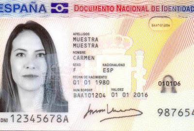 Documento Nacional de Identidad (DNI)