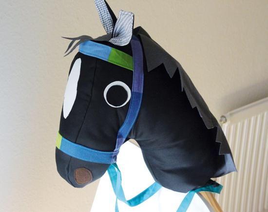 binedoro: Ein Steckenpferd nähen ist gar nicht so schwer ...