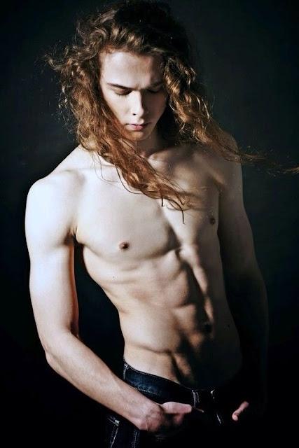 Style Long Hair Man