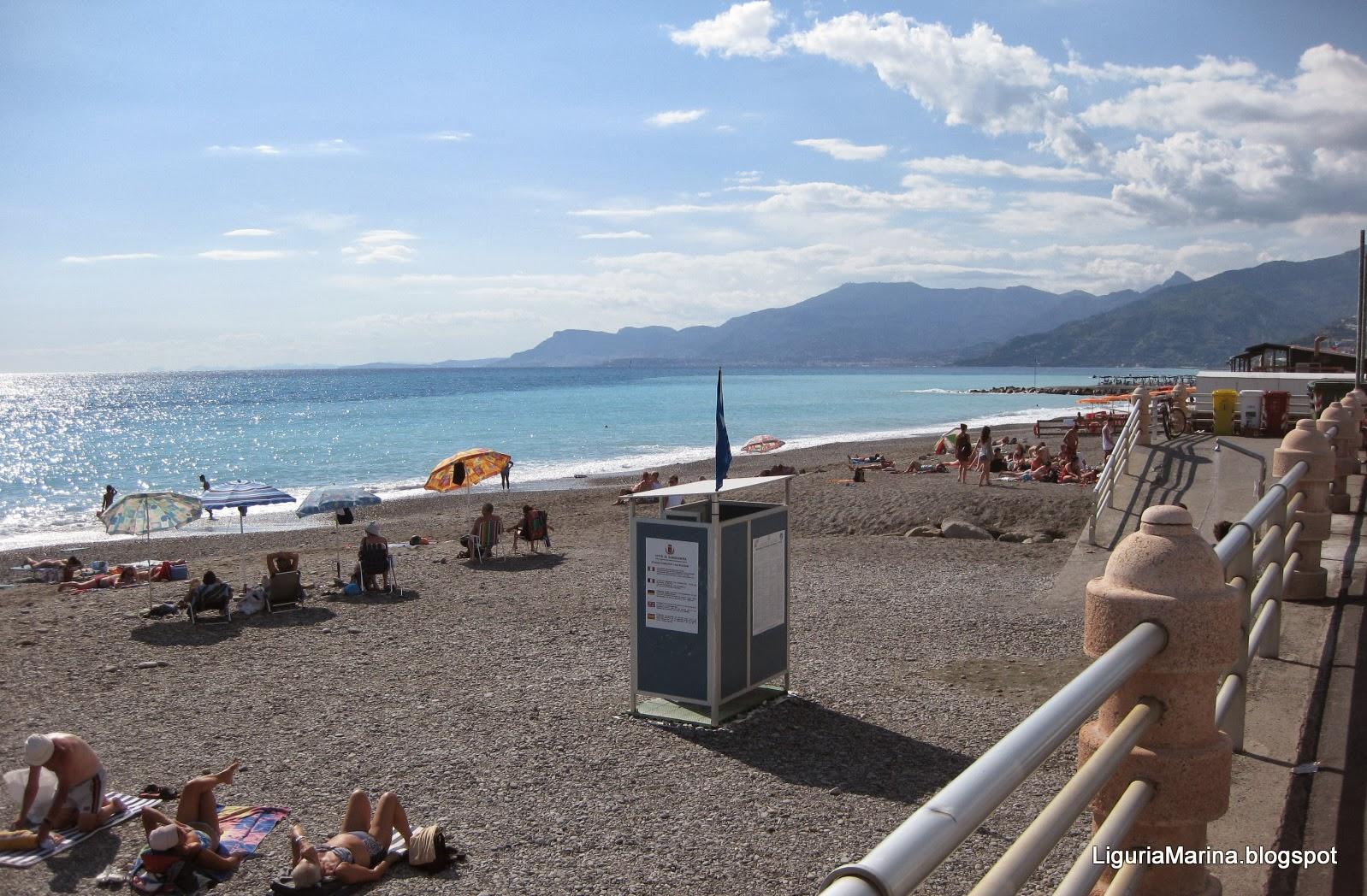 LiguriaMarina: Bordighera