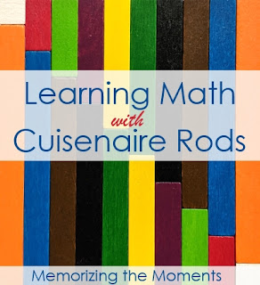 Early Learning ideas for using Cuisenaire Rods