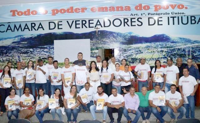 Itiúba: Aula inaugural do Programa Qualifica Bahia é realizada com sucesso