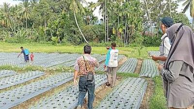 LSM Echo Green Gelar Pelatihan di Padang Pariaman