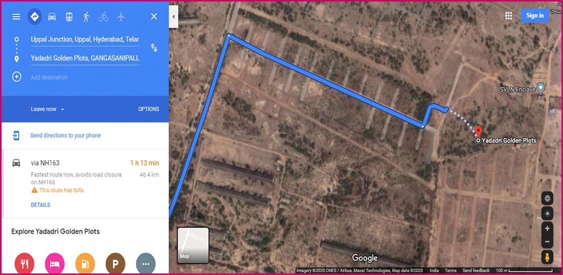 Google Maps satellite images-5