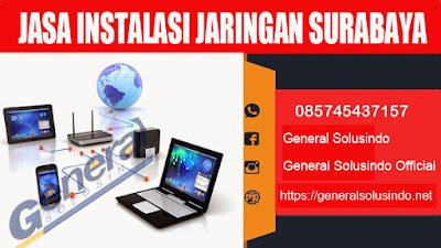 jasa instalasi networking surabaya