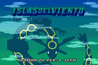 Pokemon Islas del Viento para GBA Imagen Portada
