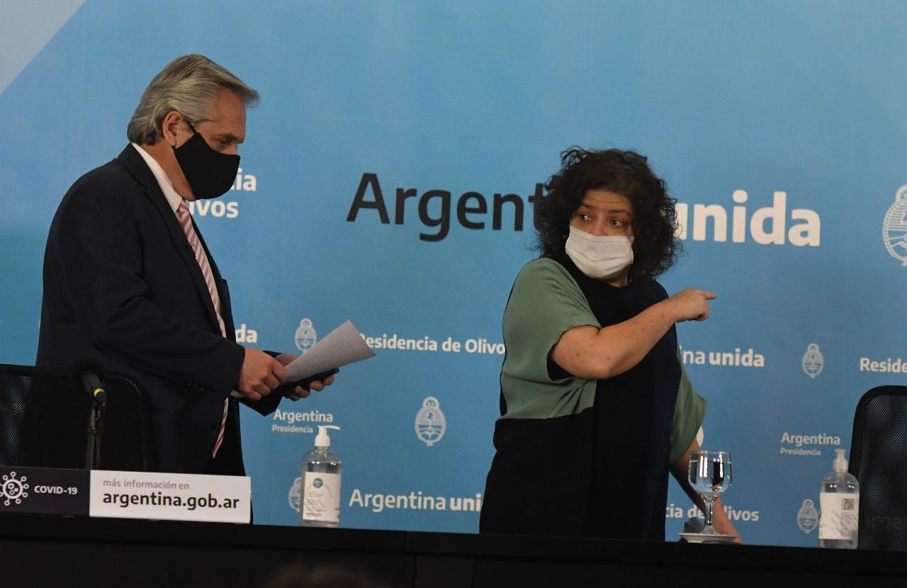 Coronavirus en Argentina: con temor a la segunda ola, el Gobierno extendió el DISPO hasta el 9 de abril