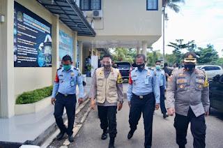 Ketua Pelaksana UPP Provinsi Kepri Melakukan Kunker Pelayanan Public Di Kabupaten Bintan