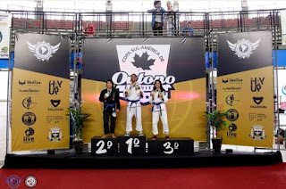 """""""DANIELE KAORI ( Academia Cícero Costha - Fábio Dall' Acqua ) conquista medalhas na Copa Sulamericana de Outono """""""