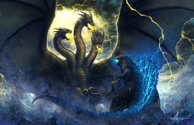 Ghidorah và Destroyah