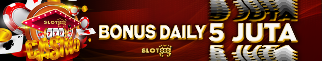 Bonus Daily Harian 15% SlotVip