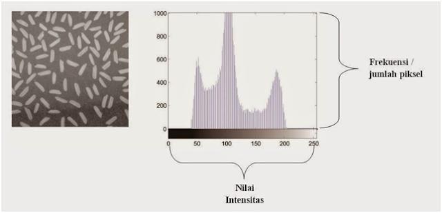 Image Enhancement Histogram  Citra Digital