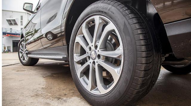 Thiết kế ngoại thất thể thao trên Mercedes GLE 400 4MATIC Exclusive
