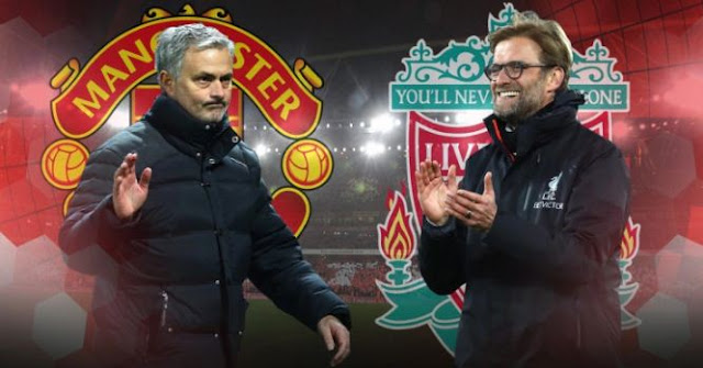 Manchester United vs Liverpool: Martial Absen, Fellaini Kembali
