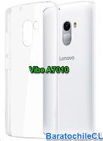 Carcasa Gel Transparente Lenovo A7010