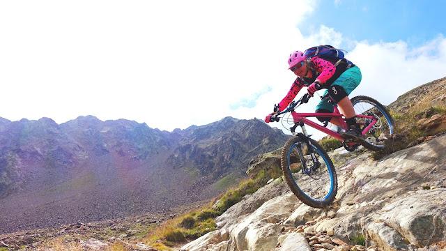 Sehr selektive Bike tour Vinschgau mtb