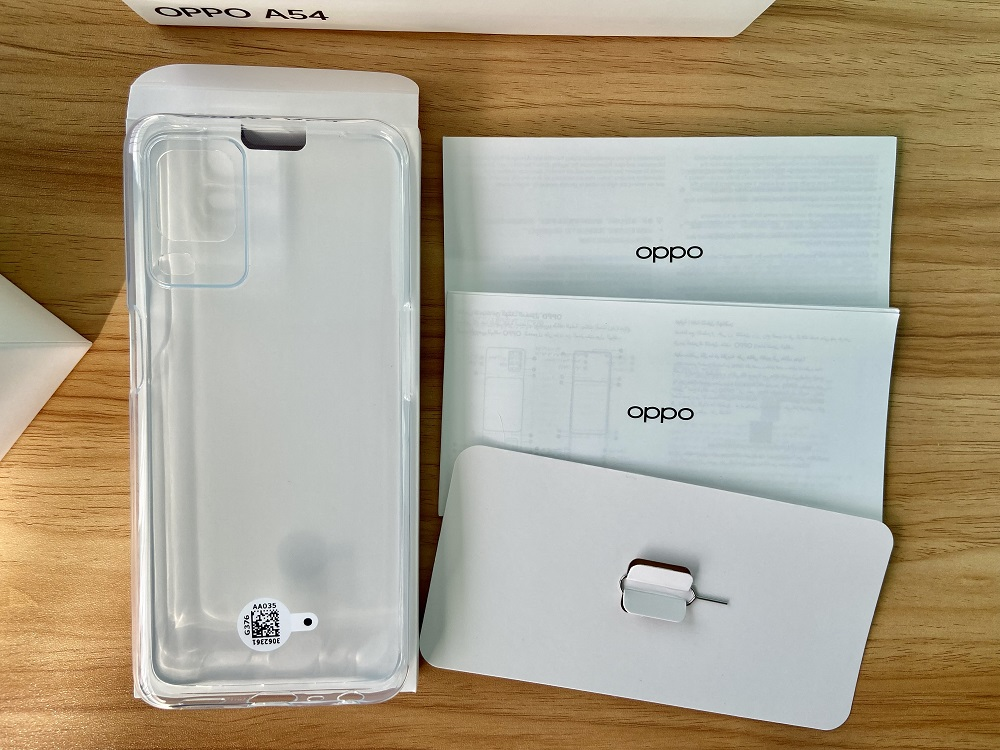 OPPO A54 Retail Box - Pack