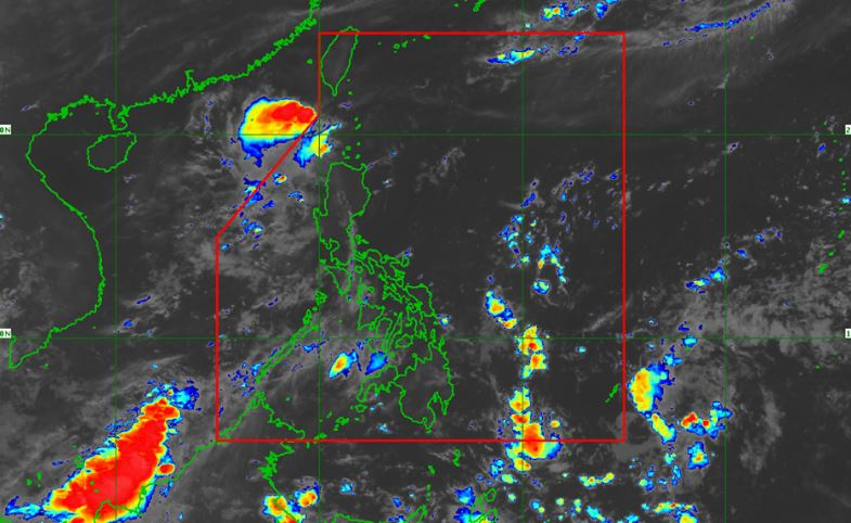 'Bagyong Carina' PAGASA weather update July 14, 2020