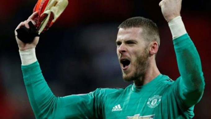 David De Gea will sign a new contract at Manchester United
