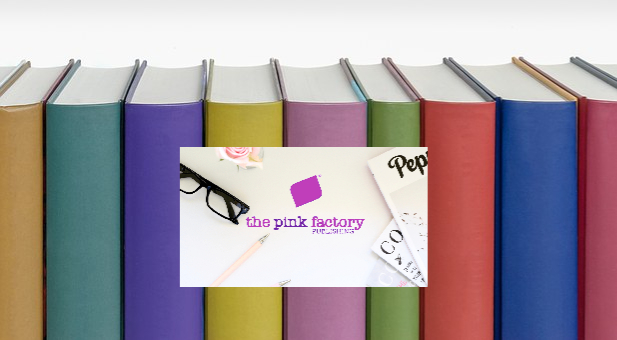 The Pink Factory Publishing USCITE LIBROSE